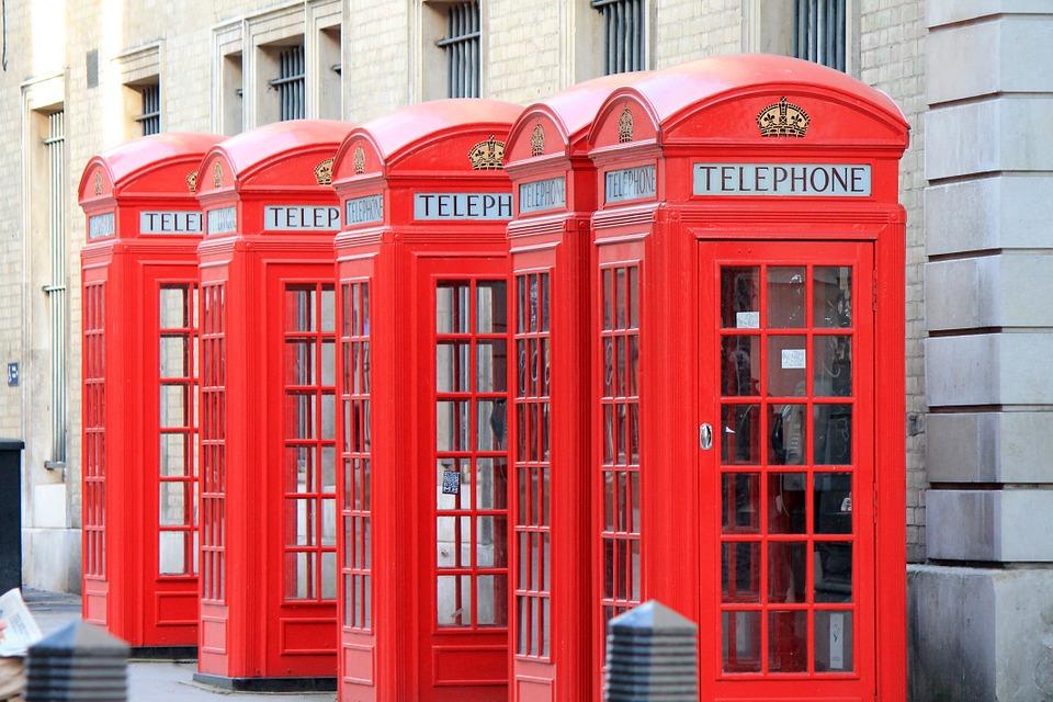 phone cabins