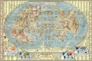 map of internet